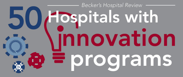 50 Hospitals with innovation programs