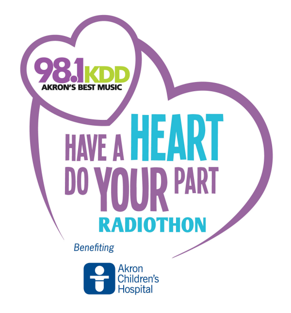 Have a Heart Do Your Part Radiothon Logo