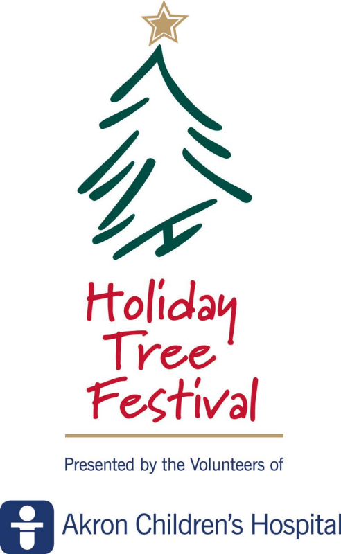 Holiday Tree Festival Logo