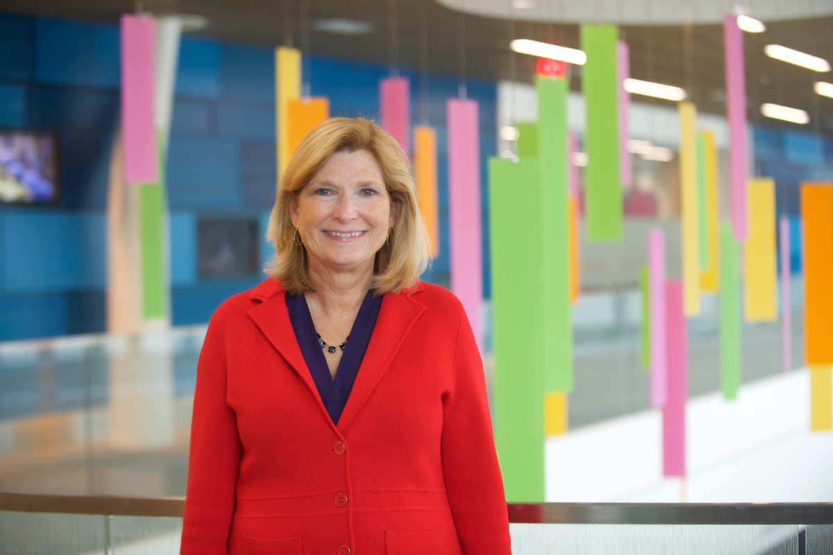 Grace Wakulchik, President and CEO, Akron Children's Hospital