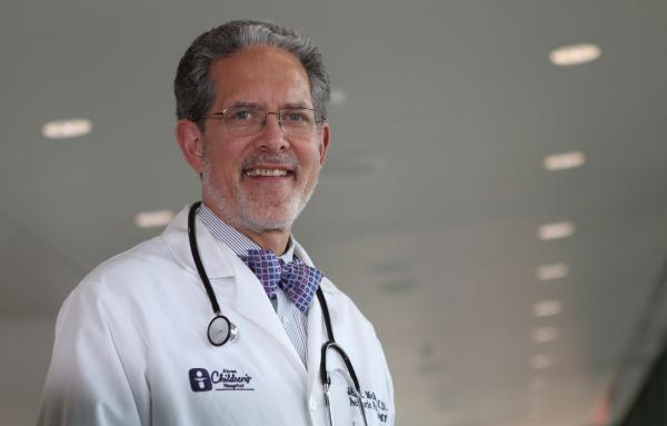 John McBride, MD : Pediatric Pulmonologist
