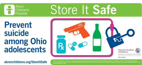 store it safe graphic