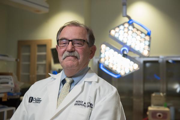 Patrick Riley, MD: Pediatric Orthopedic Surgeon