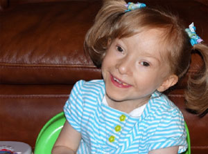 Carsen defies odds with Trisomy 15