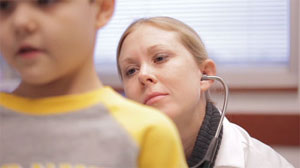 Meet Dr. Heather Strawbridge – Pediatric pulmonologist