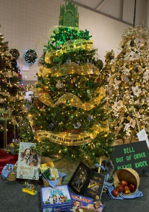 Holiday Tree Festival Spotlight: There's No Place Like ...