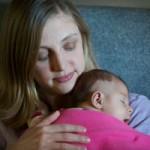 Sarah-holding-Rebekah