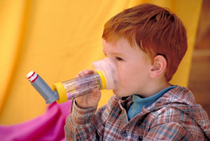 Acid reflux drug doesn't help control asthma