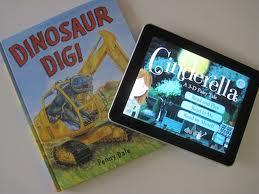 #TechTuesday: E-Readers vs. Paper Books for Children