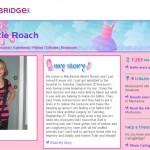 Mackenzie Roach's CaringBridge site