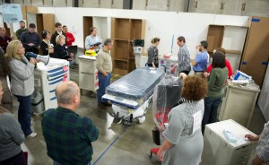 How the ER team will boost efficiency and reduce costs in new space