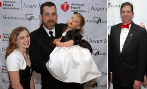 The Plants and Dr. Smith at the Heart Ball