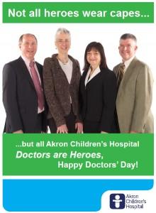 doctors' day Archives - Inside Children's Blog