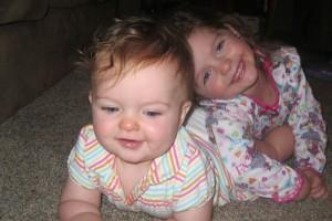 Ava and Molly