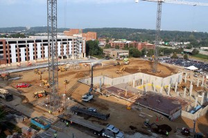 Construction camera is your view into the building project