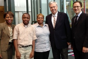 Akron boy, mom will be Akron Children's voice on Capitol Hill