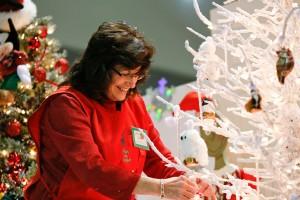 Holiday Tree Festival volunteer spotlight: Jolea Swann