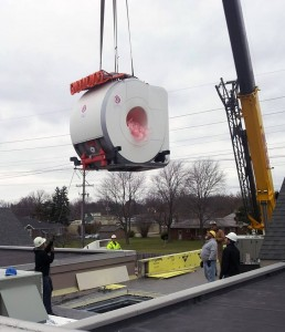 New MRI arrives at Beeghly campus (Video)