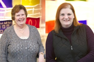 Young and Hardy-Gomez named Nurses of the Year