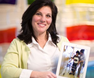 Parent mentors provide connection to experiences and resources