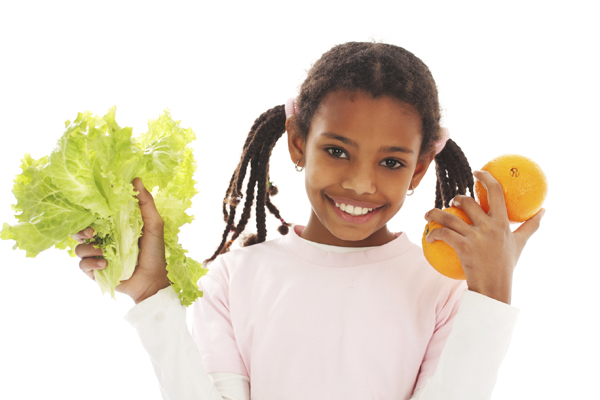 Fruits and vegetables contain essential vitamins and minerals to keep our body healthy.