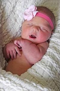 Newborn pictures- Blanket