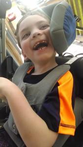 My son's 9 days at Akron Children's