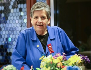 Selflessness and compassion make volunteer worthy of presidential recognition