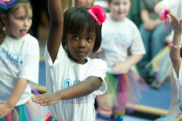 Dance Unlimited dancer Maya Carder
