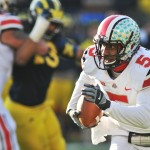 Braxton Miller in action against Michigan in 2013. Photo: Wikipedia