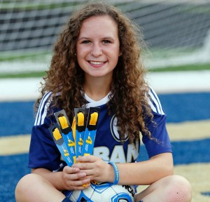 Calling young athletes: Lace up and take a stand against childhood cancer
