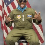 Javionte Allen as Pilot for a Day