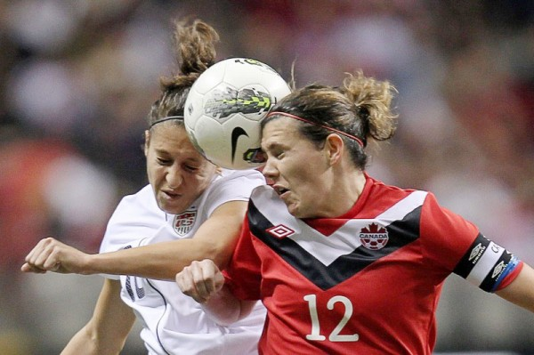 A new class-action suit filed against soccer's governing body seeks to eliminate the heading of the ball for players under the age of 14.