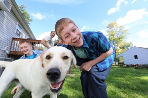 Vote for Tyler and help Akron Children's win $20,000