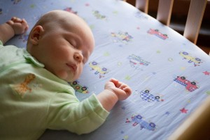 5 Myths about Sleep and Your Baby