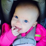 Sariah Lynn at 8 months