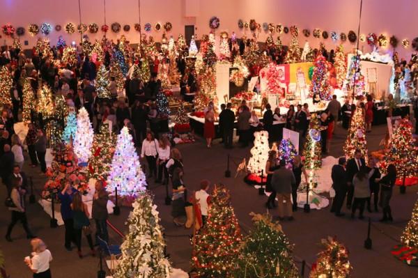 2014 Holiday Tree Festival