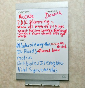 A day in the life of a pediatric hospitalist