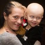 Oncology patients enjoy holiday celebration