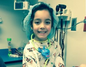 Child life specialist helped ease our anxiety about surgeries