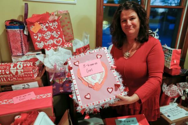Michaela  Margida of The Valentine Project