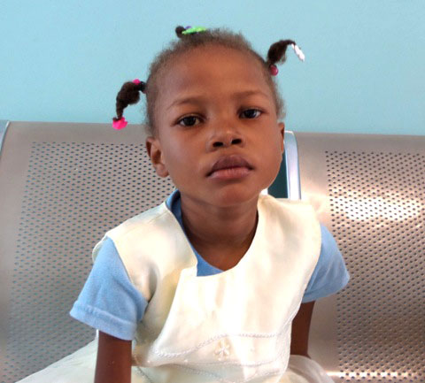 A mission with heart:  Day 3 in Haiti