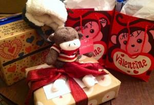 Special kids get a special Valentine's surprise