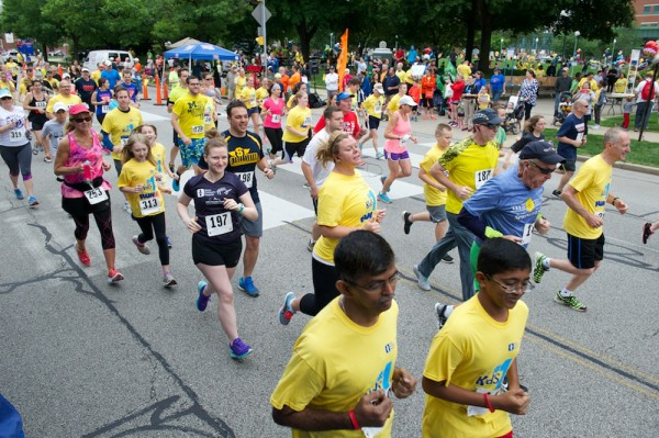 2015 Kids Are Number One Run