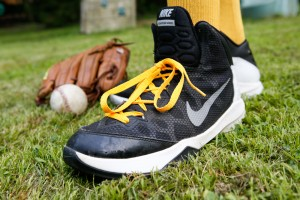 Cancer survivor James Dimuccio asks others to Lace Up 4 Pediatric Cancer