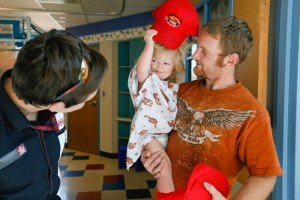 Racing for Kids brings high-powered smiles to patients