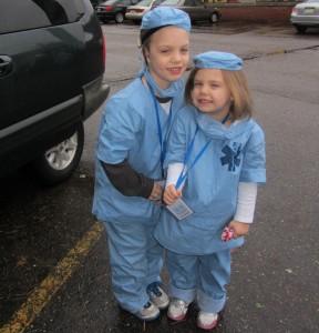 Elijah and his little sis McVehil
