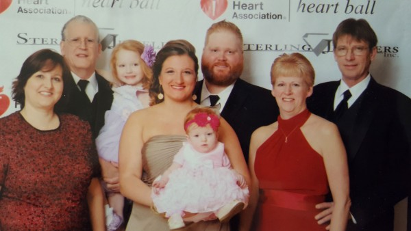 Gwyers at 2015 AHA Heart Ball