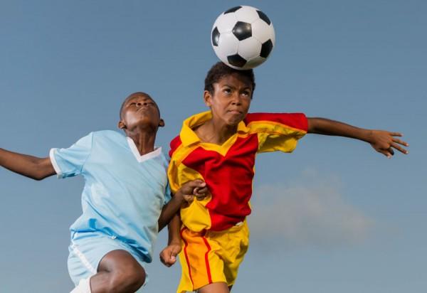 heading-soccer-ball