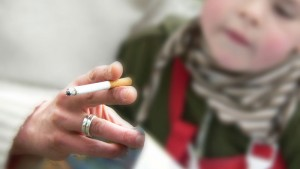 Snuff out secondhand smoke